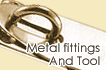 Metal fittings And Tool